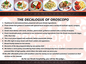 Oroscopo's Decalogue