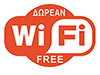 Free Wifi for all our customers